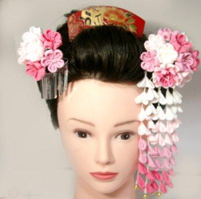 画像2: 桜舞妓3点セット