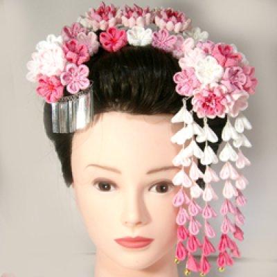 画像3: 桜舞妓3点セット