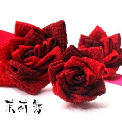 画像1: 黒薔薇